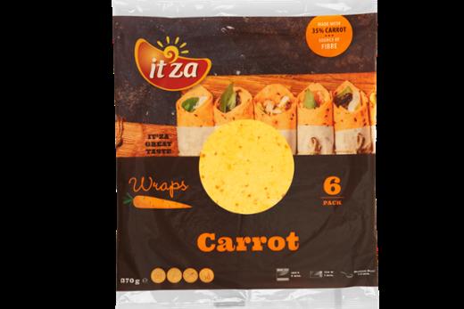 Nieuw product: It'za met 35% wortel