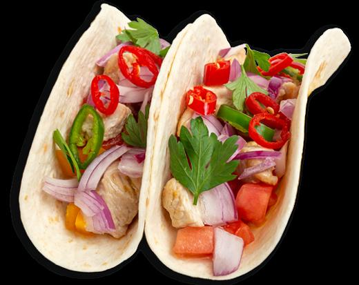 Les produits de Mexma Food